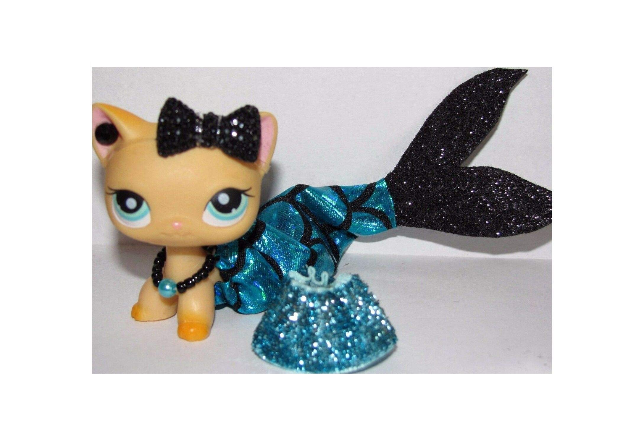 Attract Littlest Pet Playset Clothes IPS Accessories Custom Mermaid Pet NOT Included Quick Arrive