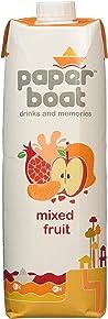 Paper Boat Juice, Mixed Fruit, 1L