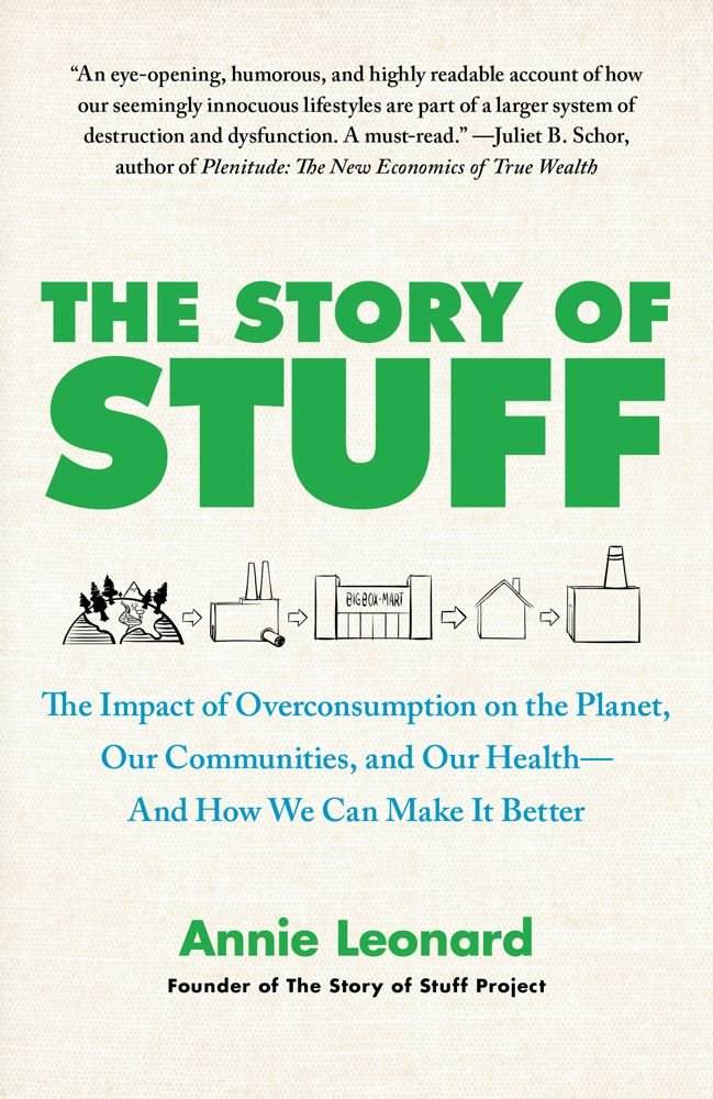 The story of stuff the impact of overconsumption on the planet our the story of stuff the impact of overconsumption on the planet our communities and our health and how we can make it better livros na amazon brasil fandeluxe Image collections
