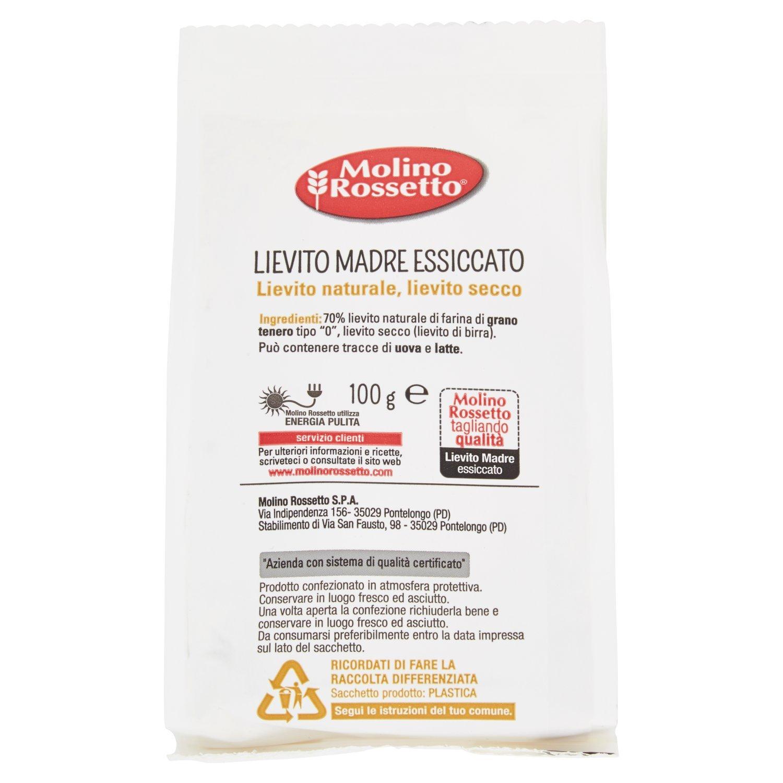 Pezzi Essicc 100 Rossetto Kg 10 Da Molino Madre Lievito G1 lc31KJTF