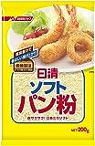 日清 ソフトパン粉 200g×5個