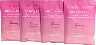 product image for Camille Beckman Radiant & Renewing Bath Soak, Beauty Bath, 2 Oz (Pack of 4)