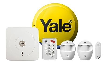 yale smart home alarm kit amazon co uk diy tools rh amazon co uk Yale Forklift Parts yale wireless home alarm manual