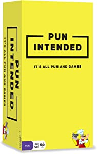 Pun Intended - It's All Pun and Games - Perfect Game for Pun Lovers
