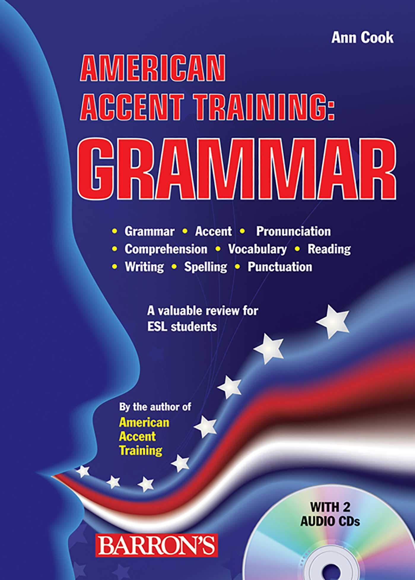 American Accent Training: Grammar with Audio CDs