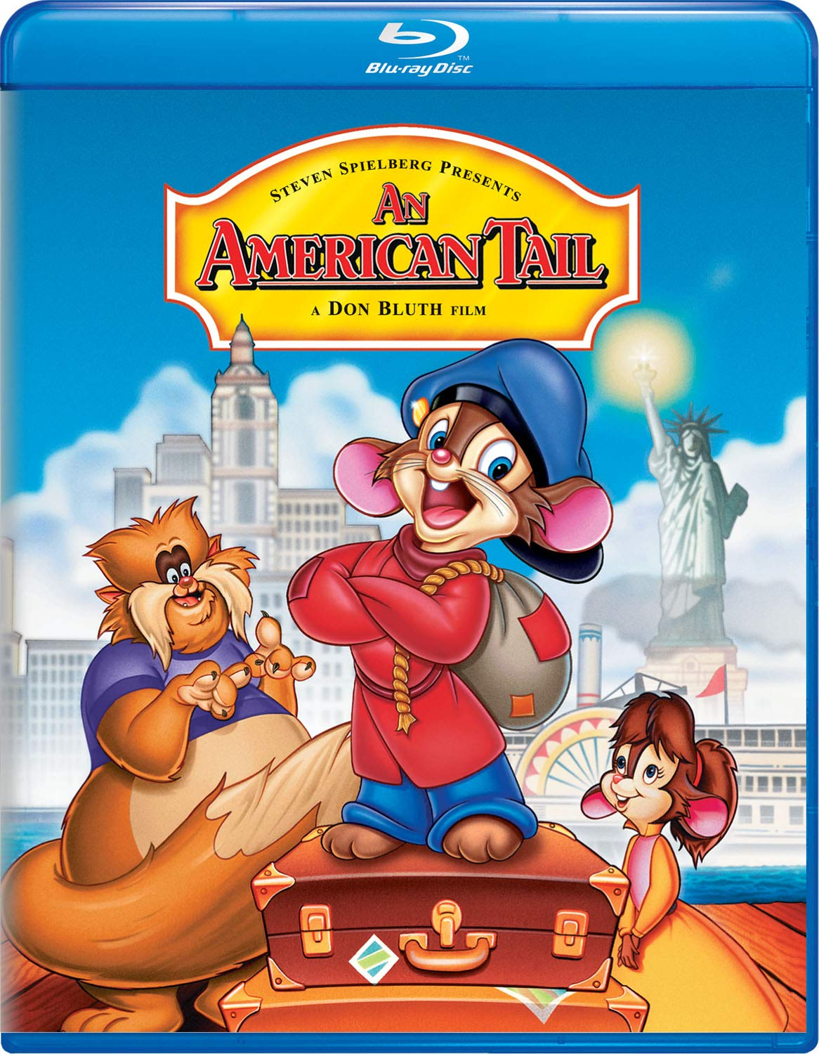 Blu-ray : An American Tail (Blu-ray)