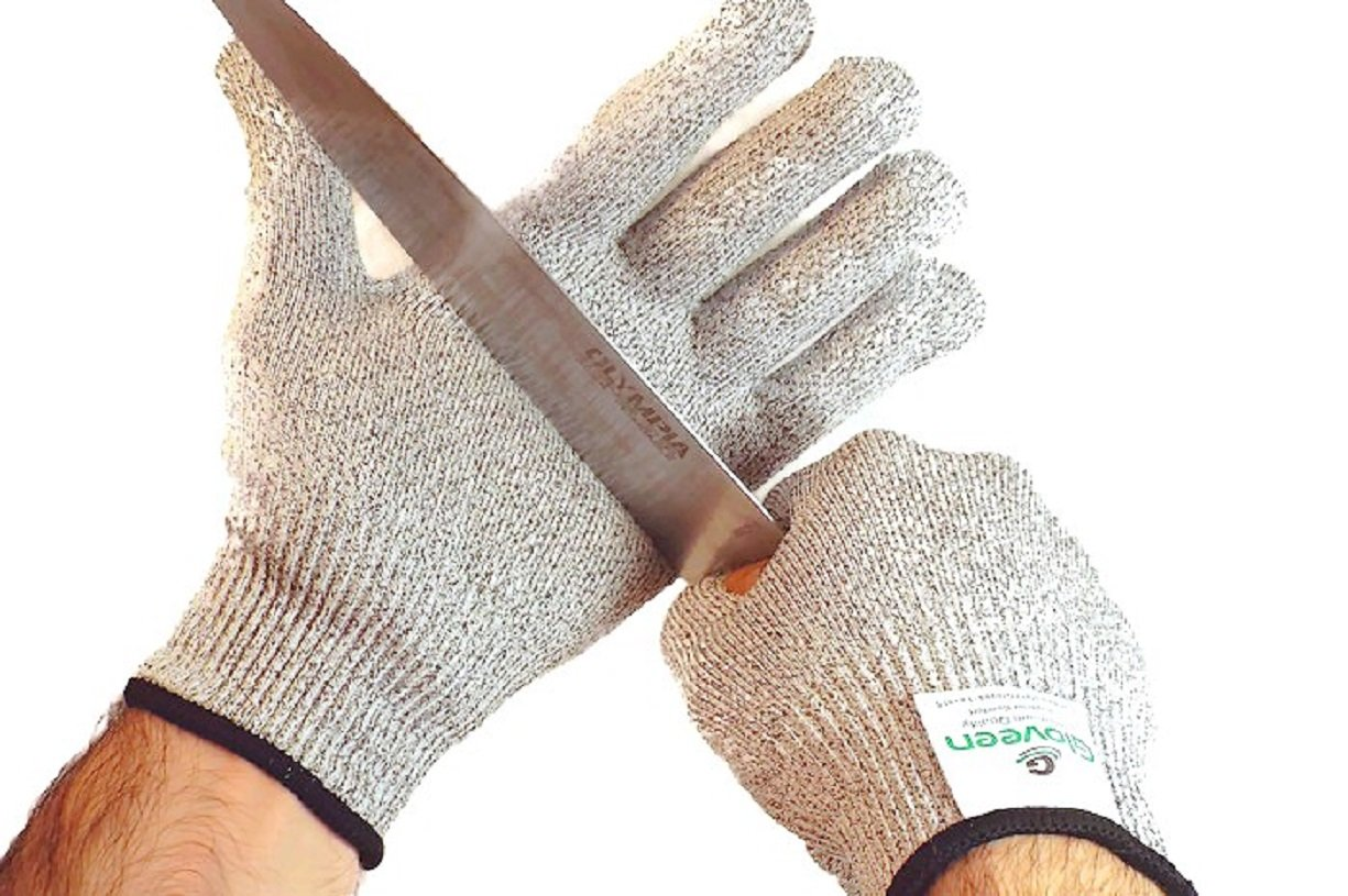 Cut Resistant Gloves – Kitchen Safety Glove Knife and Mandolin ...