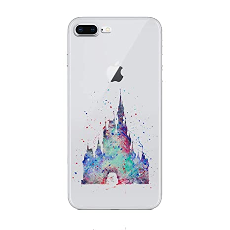coque iphone 6 chateau disney