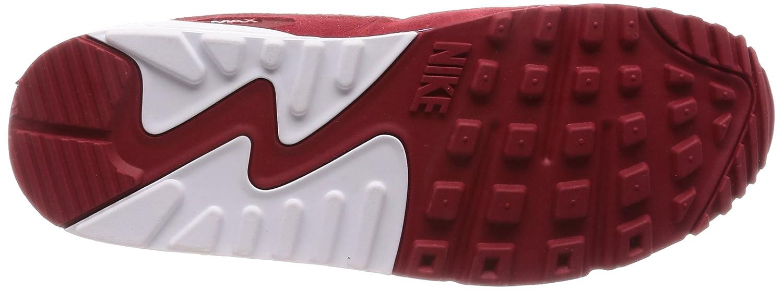 ca07279dcb US Nike Air Max 90 Premium Mens Shoes Gym Red/Gym Red/White 700155-602 11 D  M
