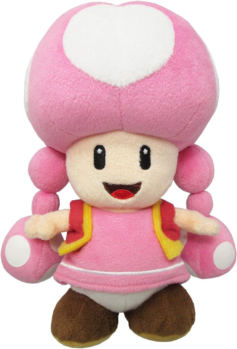 Amazon Com Sanei Super Mario All Star Collection Ac33 Toadette