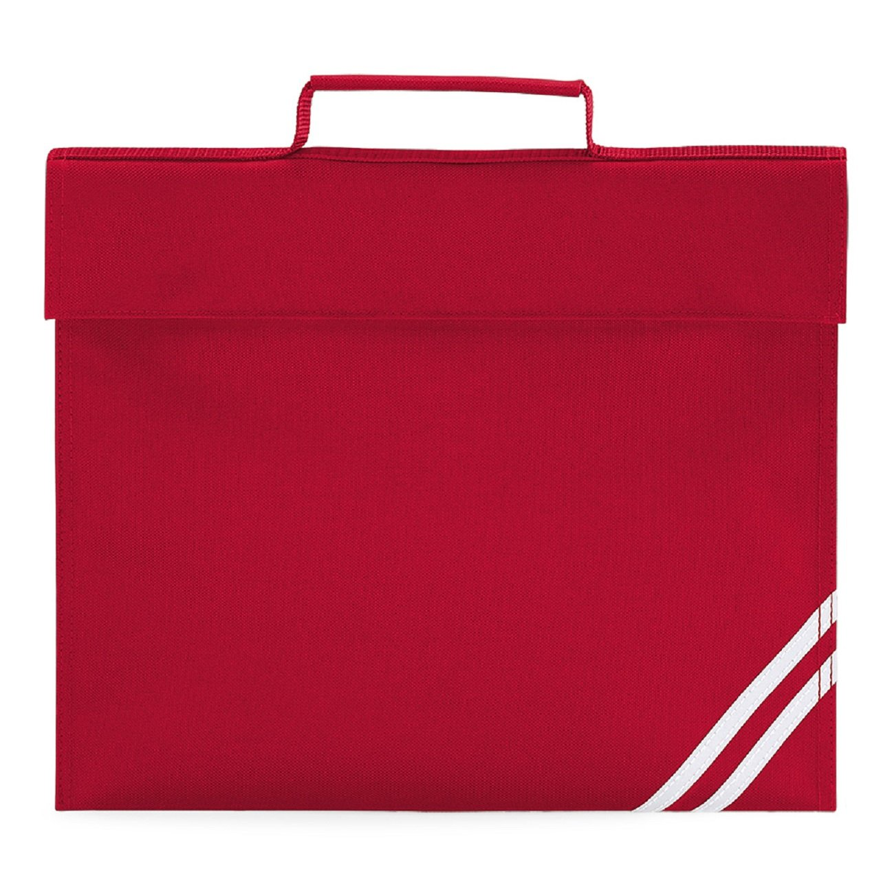 3e74dba11898 Quadra classic book bag in black(Size  One Size)  Amazon.co.uk  Luggage