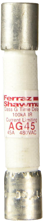 1-8//10A Time Delay Cylindrical Glass Fuse 250VAC 5PK EATON BUSSMANN MDL-1-8//10-R