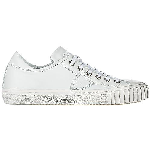 Model itScarpe Uomo E Borse Sneakers Philippe Blanc EuAmazon Gare 43 j4L3AR5q