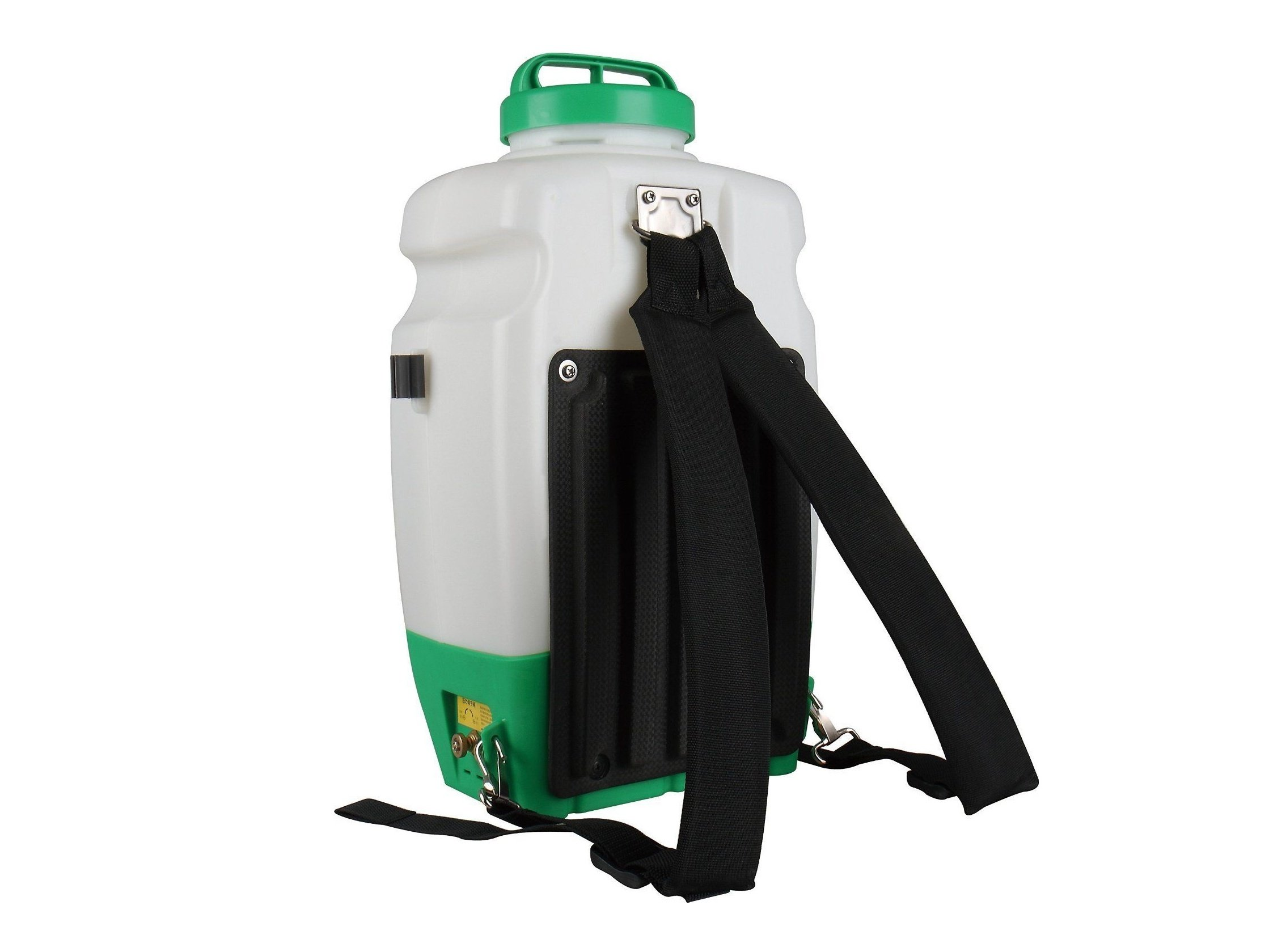 Knapsack Agricultural Electric Sprayer SeaFlo Model - 16 liter with 12-volt rechargeable battery - BC-3865 by Five Oceans (Image #2)