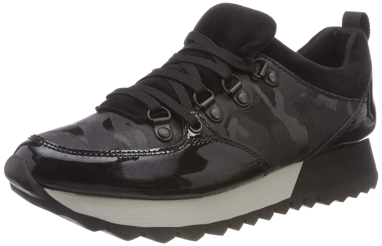 s.Oliver 5-5-23612-21 098, Zapatillas para Mujer 37 EU|Negro (Black Comb 98)