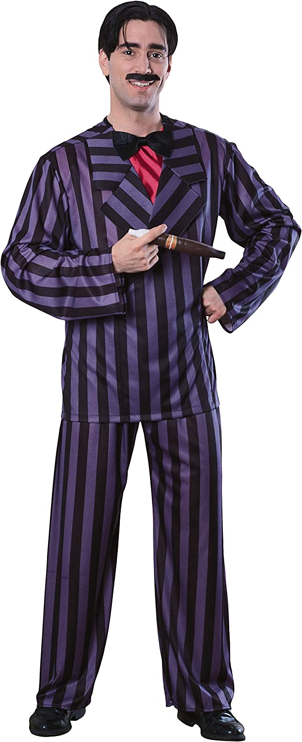 Rubbies Addams Family, Disfraz para Adultos, Talla única: Amazon ...