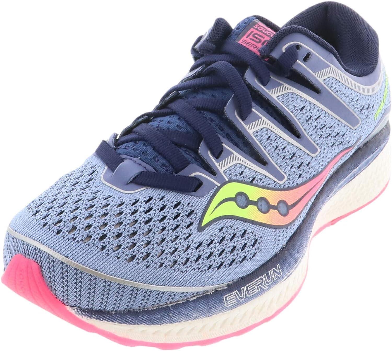 Saucony Triumph ISO 5 - Zapatillas de Running para Mujer, Color, Talla 35.5 EU: Amazon.es: Zapatos y complementos