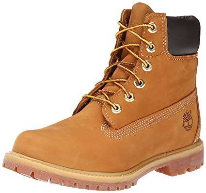 Timberland Icon 6Inch Premium Boot W: Amazon.co.uk: Shoes & Bags