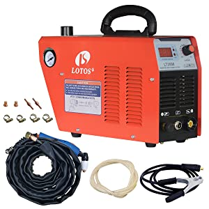 Lotos plasma cutters product review