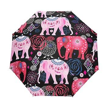 886a3069009d Amazon.com: U LIFE Vintage Bohemian Turkish Indian Elephant Hippie ...