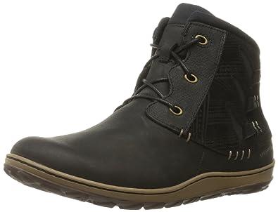 Amazon.com | Merrell Women's Ashland Vee Ankle Snow Boot | Snow Boots