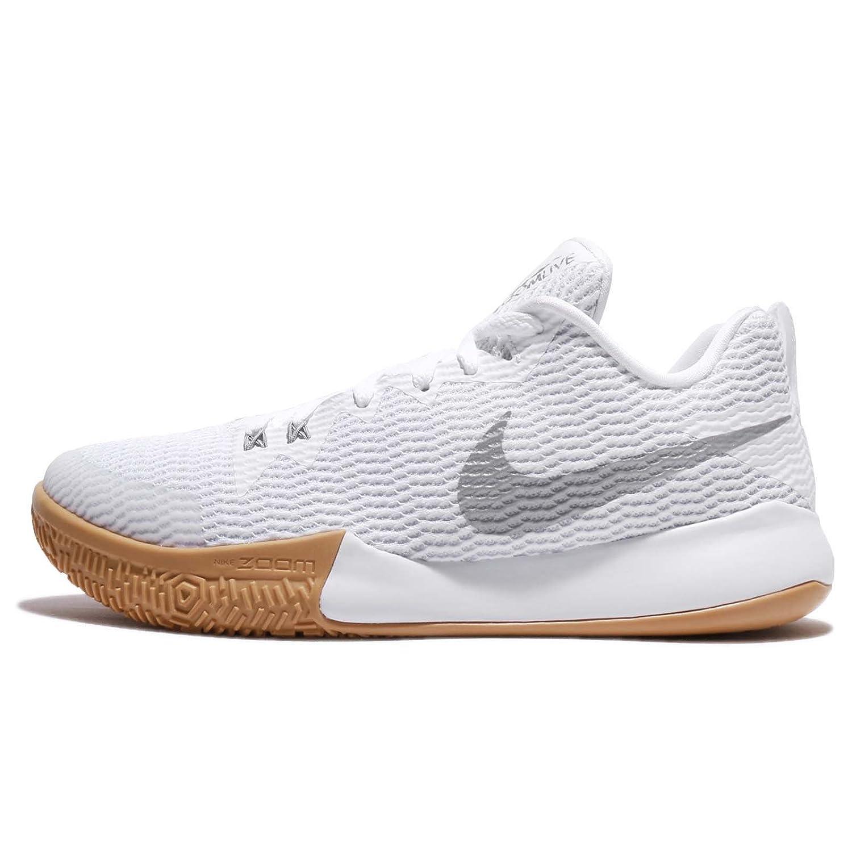 (ナイキ) ズーム ライブ II EP メンズ バスケットボール シューズ Nike Zoom Live II EP AH7567-100 [並行輸入品] B078HVNF5M 26.5 cm WHITE/REFLECT SILVER