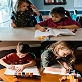 12 PCS Cute Pencil Erasers,Animal Pencil Eraser