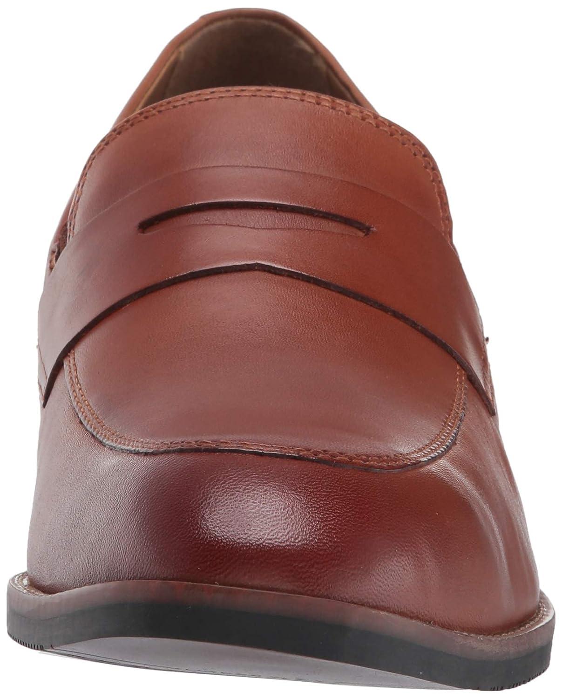 Nunn Bush Mens Fifth Avenue Moccasin Toe Slip on Dress Casual Loafer
