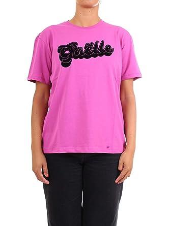 GAELLE PARIS GBD5190 T-Shirt/Polo Mujer Orquídea Rosa 1 (S ...