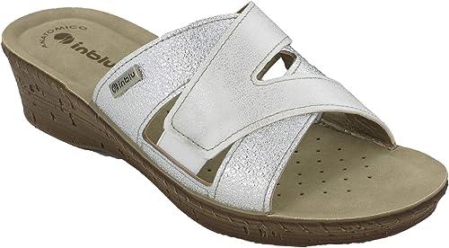 inblu Womens Summer Sandals Padded Slip