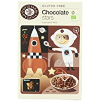 (10 PACK) - Doves Farm - Org Chocolate Stars | 375g | 10 PACK BUNDLE