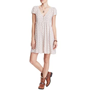 RALPH LAUREN Denim \u0026 Supply Women\u0027s Floral-Print Button-Front Dress at  Amazon Women\u0027s Clothing store: