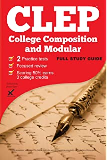 Clep Freshman College Composition Clep Test Preparation Editors  Clep College Compositionmodular  Sample Of Synthesis Essay also Essay About High School  First Day Of High School Essay