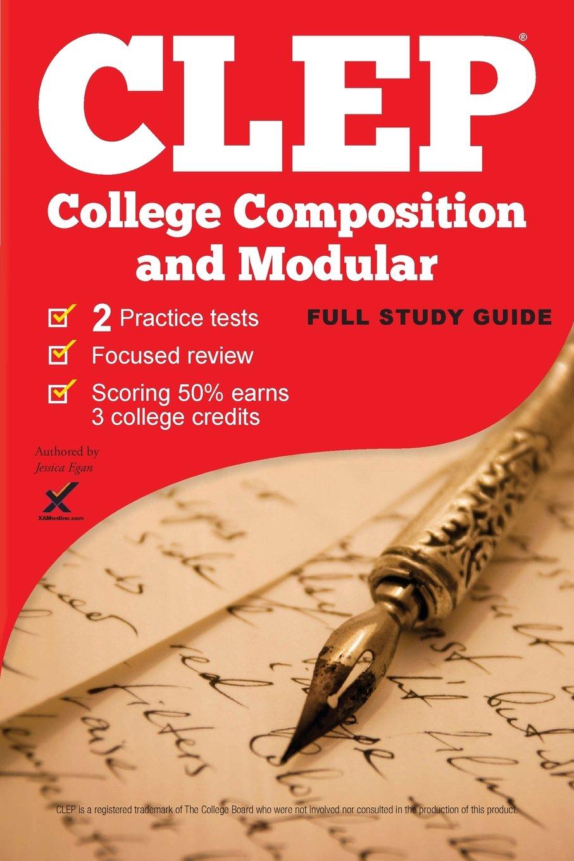 clep college composition modular jessica egan sharon a  clep college composition modular 2017 jessica egan sharon a wynne 9781607875277 com books