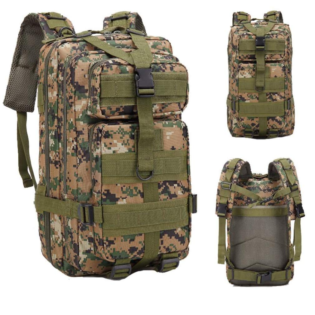 Purple 30リットル 釣り用バックパック 旅行用登山バッグ 乗馬用バックパック  H B07GLSXX9T
