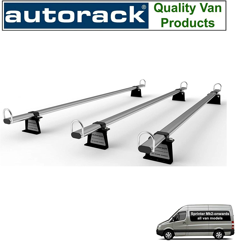 Autotransportwagen workready/ /3/Bars Mercedes Sprinter Van Dachtr/äger MK2/Van 2006/Aktuelles Modell//–/alle Vans