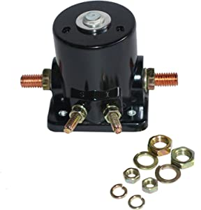 Motadin Starter Relay Solenoid compatible with Evinrude VE120 120 HP 1990 1991 1992