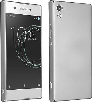 Cadorabo Funda para Sony Xperia XA1 en Metal Plato: Amazon.es ...