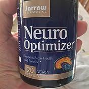 Amazon Com Jarrow Formulas Nuero Optimizer Supports