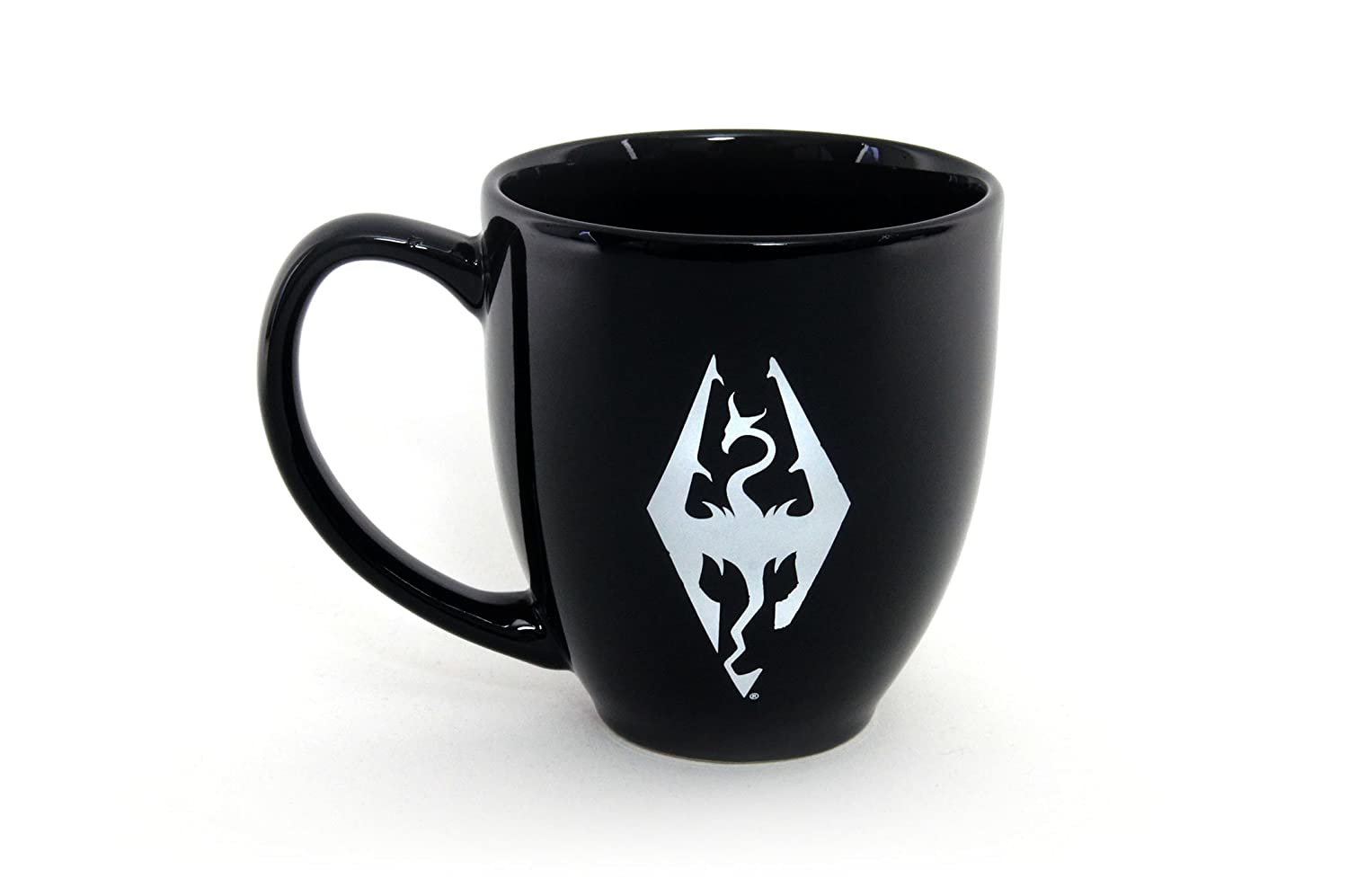 Level up Wear Skyrim Taza de café Negro