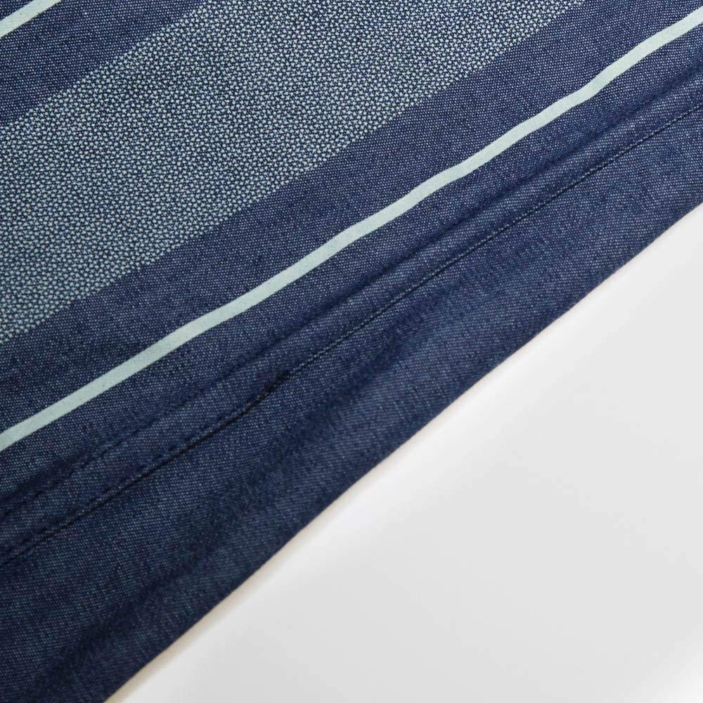 BaZhaHei, Polo de Hombre, Diseño B de Blusa sólida básica de Rayas a Rayas de los Hombres Camiseta básica Blusa sólida a Rayas del Top de Manga Larga a ...
