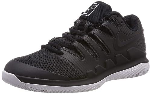 official photos fb1b2 187e3 Nike Air Zoom Vapor X HC, Zapatillas para Hombre, Black Vast  Grey Anthracite 001, 39 EU  Amazon.es  Zapatos y complementos