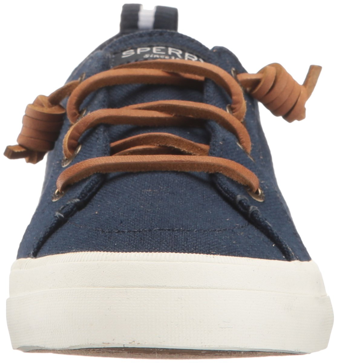 Sperry Top-Sider Women's Crest Vibe Sneaker B01G2HM3HM 6 M US|Navy