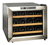 Wine Enthusiast 272 02 13W Stainless Steel/Wood