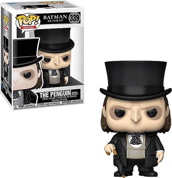 Batman Returns The Penguin Punguino POP Heroes #339 Vinyl Figure 47708 FUNKO