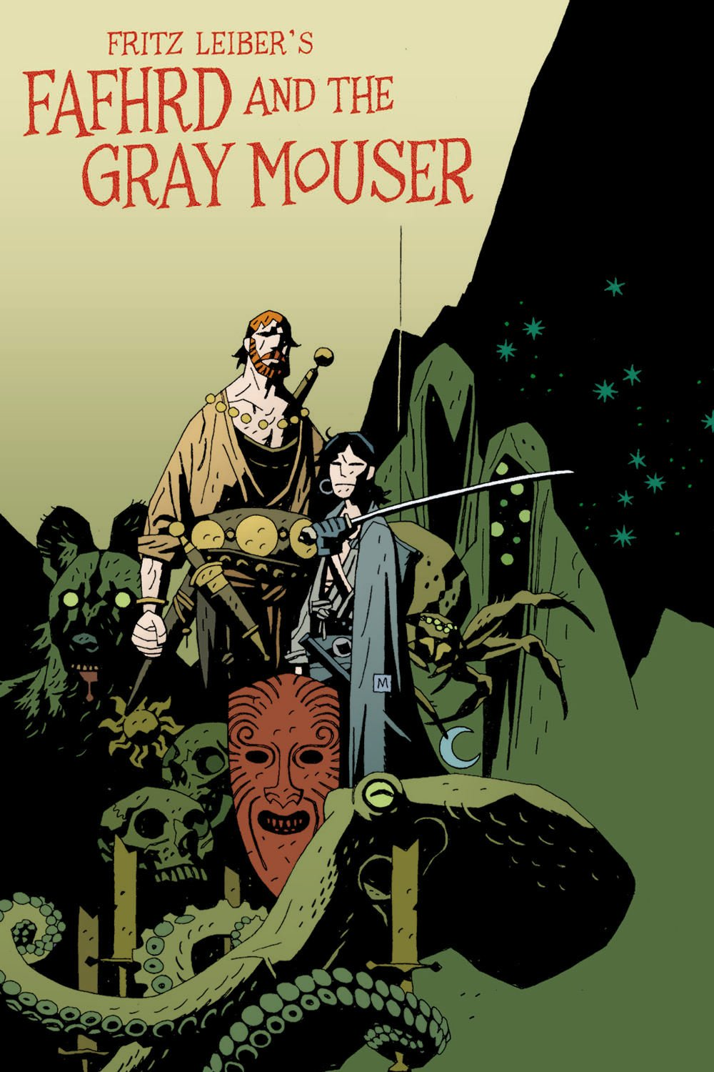 Download Fafhrd And The Gray Mouser pdf epub