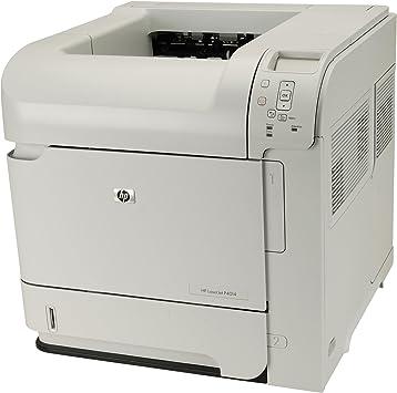 HP LaserJet P4014 Printer - Impresora láser (1200 x 1200 DPI, 175000 páginas por mes, 43 ppm, 8.5s, 600 hojas, 600 hojas) No: Amazon.es: Informática