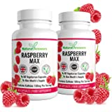 Raspberry Ketone Max 120 Capsules 2 Months Supply Weight Loss Food Supplement Support Pills UK Manufactured High Quality Supplement Vegetarian Friendly Amazing Value Well Known Trusted Brand