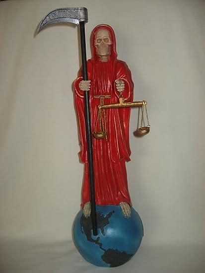 Santa Muerte Statue 18