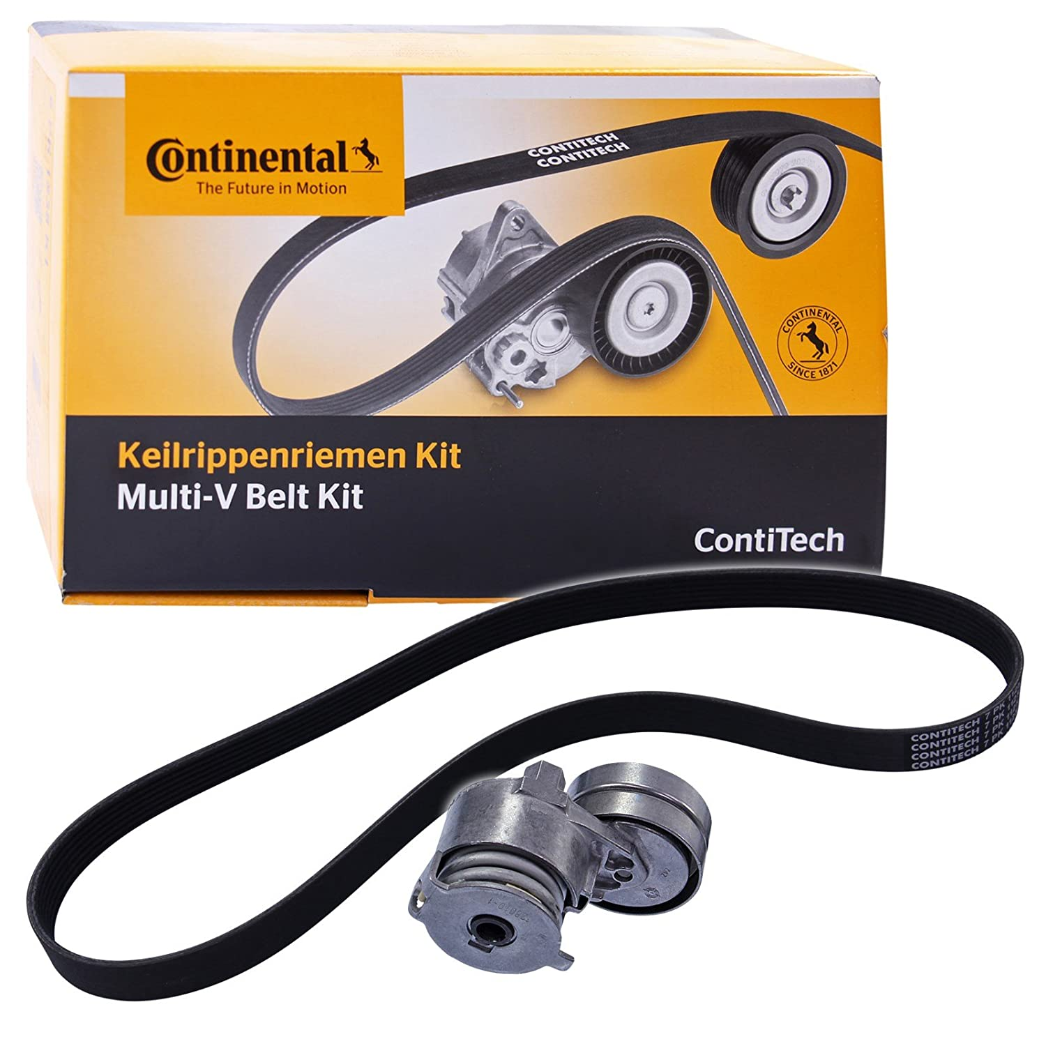 Contitech 7PK1125K1 KIT Courroie Multi V